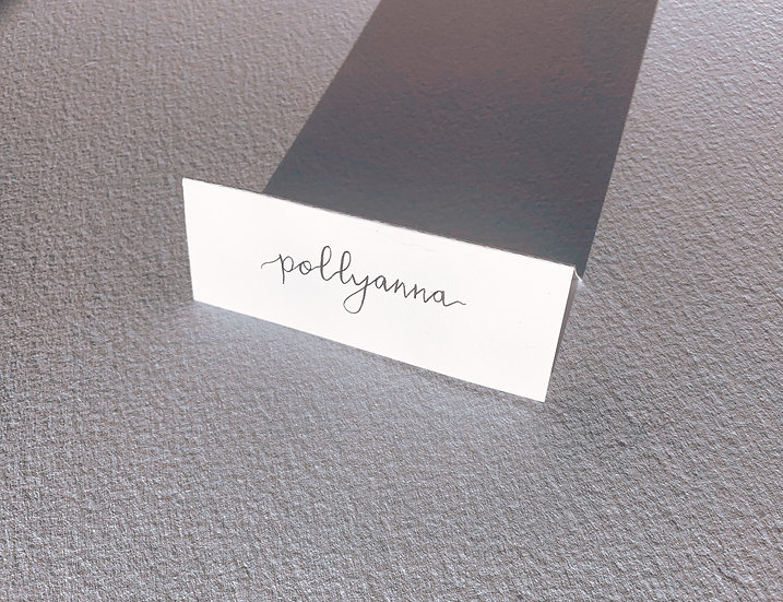 White Cards Placename cards Place cards Place Name Cards White Classic Relaxed Modern Rustic Barn Wedding