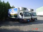 Среднетоннажные грузовики-рефрижераторы