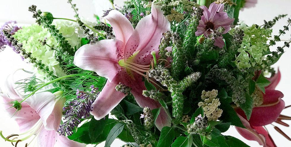 Farmer's Special Vase Arrangement