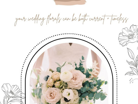 How To Choose Wedding Flowers You Won't Regret