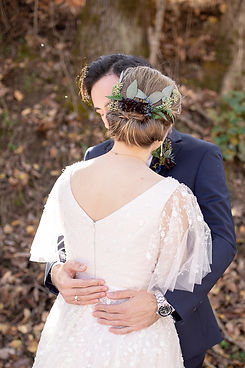 Woodland Themed Nashville Wedding - M&R1