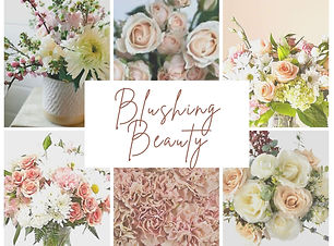Mother's Day Color Pallet Blushing Beaut