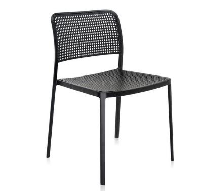 Sedia Audrey senza braccioli/Kartell art.5875 - imballo di n.2 sedie