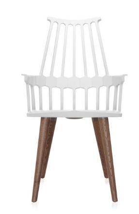 Sedia Comback /Kartell art.5954 - imballo di n.2 sedie