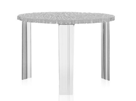 Tavolino T-Table altezza 44 cm /Kartell art.8502