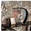 Thumbnail: Lampada tavolo Mamba -colore nero / Cattelan