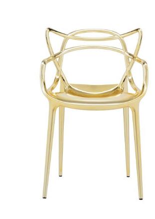 Sedia Masters/Kartell art. 5864 - imballo di n.2 sedie