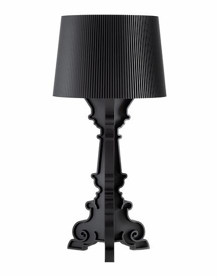 Lampada Bourgie Mat/Kartell art.9077 con dimmer