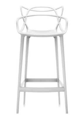 Sgabello Masters stool altezza seduta h=75 art. 5868