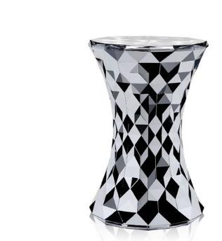 Tavolino - sgabello Stone/Kartell art.8801