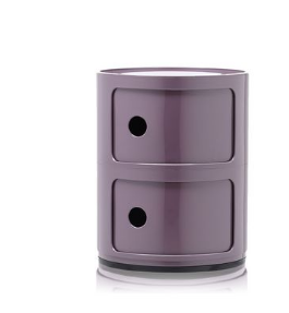 Cassettiera Componibili 2 cassetti/Kartell art. 4966