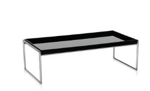 Tavolino Trays/Kartell art.4410 - 80x40
