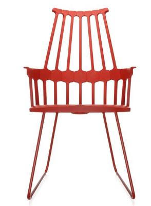 Sedia Comback /Kartell art.5950 - imballo di n.2 sedie
