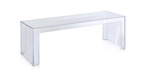 Tavolino Invisible Side/Kartell art.5005