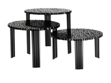 Tavolino T-Table altezza 36 cm /Kartell art.8501