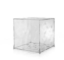 Tavolino Optic senza anta/Kartell art.3500