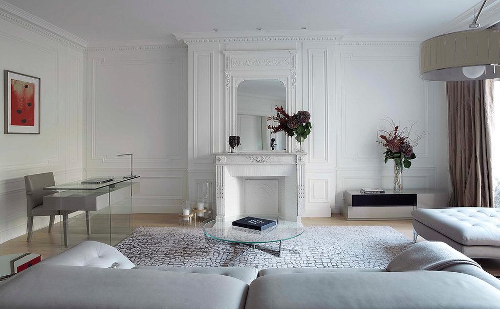 maureen karsenty, renovation, appartement, architecte d'intérieur, décoration, Paris