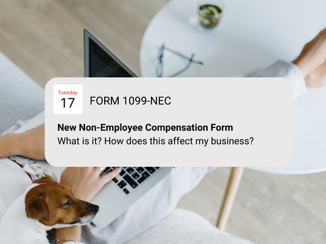 The New IRS 1099 Form?