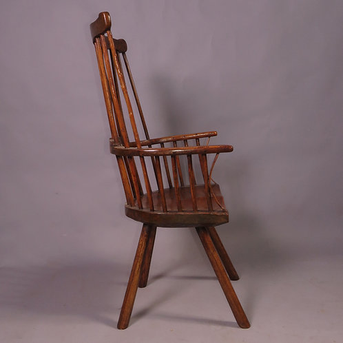 Late 18th Century Comb Back Windsor Chair - £3250