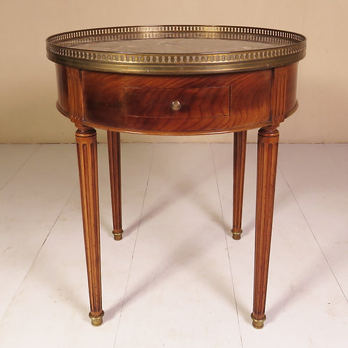 Late 19th Century French  Bouillotte Lamp Table - £2450
