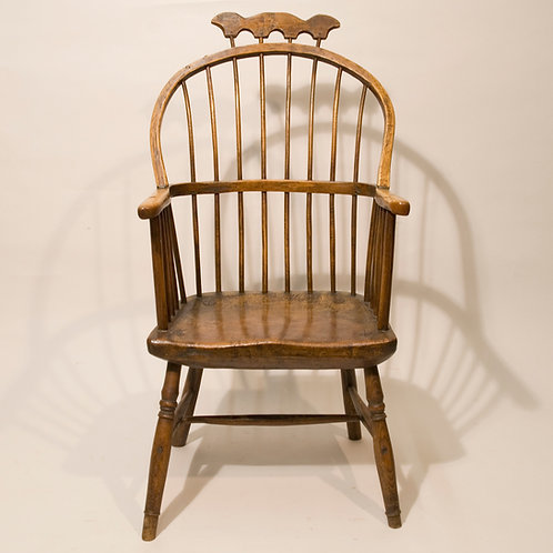 An Early 19th Century Hoop Back Armchair - SOLD