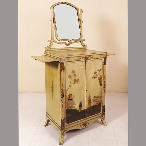 20th Century Chinoiserie Dressing Cabinet - £1650