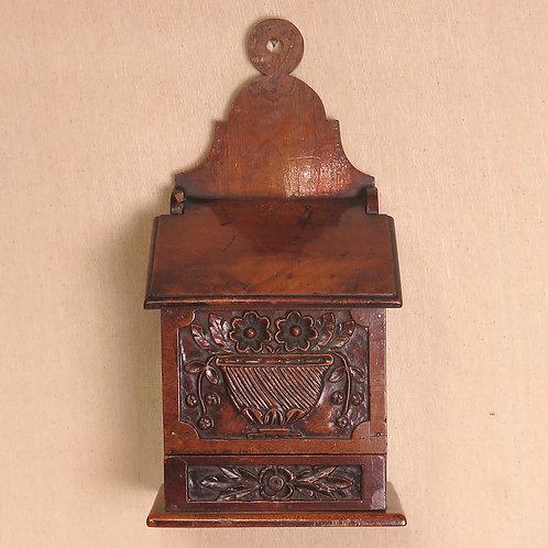 Late 18th Century Walnut Spice Box - SOLD