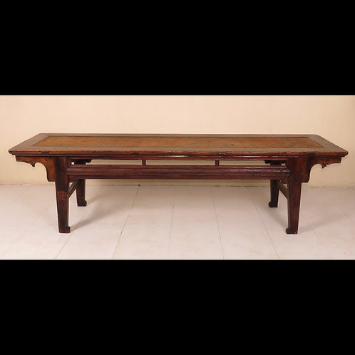19th Century Chinese Elm Low Table - £1950