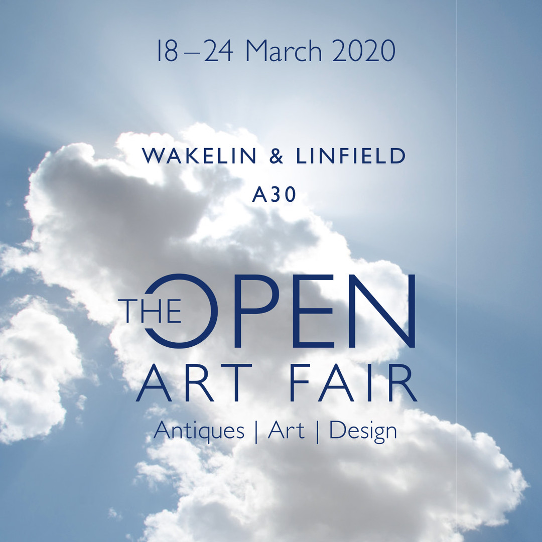 The Open Art Fair 2020 E-Ticket - Wakeli