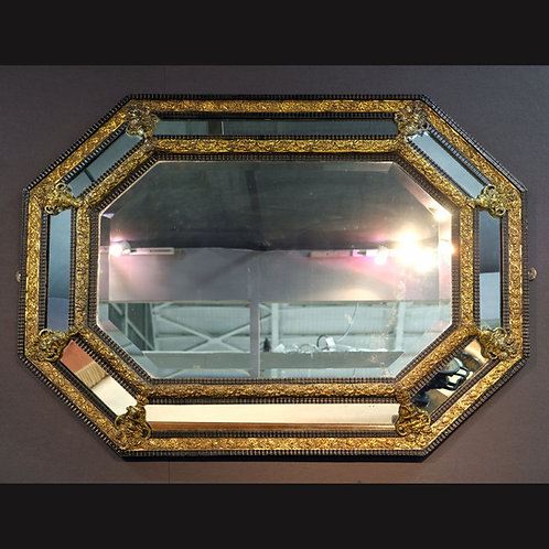 19th Century Flemish Wall Mirror - £2850
