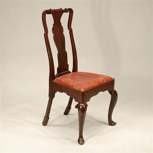 Early 18th Century Walnut Side Chair - £1450