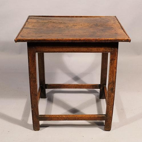 18th Century Oak Side Table - £2850
