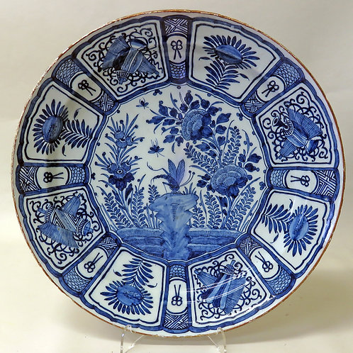 17th Century Wan Li Kraak Porcelein Dish - £1100