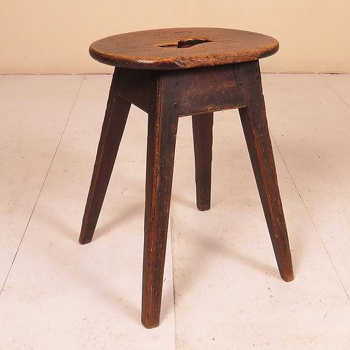 18th Century Ash Stool  - £895