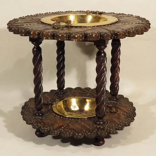 An early 20th century Spanish Brasera - £1950
