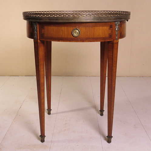 Late 19th Century French Bouillotte Table - £2950