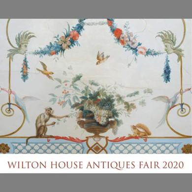 Wilton House Antiques Fair 2020
