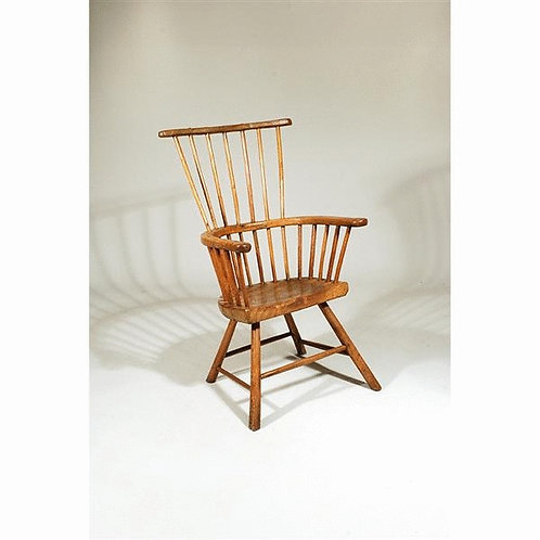 18th Century Antique Windsor Childs Chair - SOLD