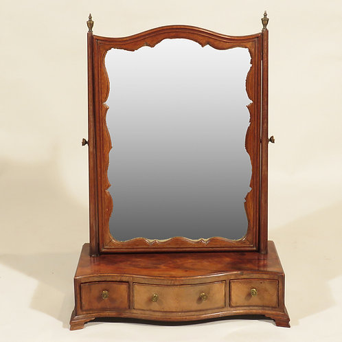 A George III Dressing Table Mirror - £1850
