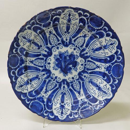 18th Century Dutch Delft Dish - £375