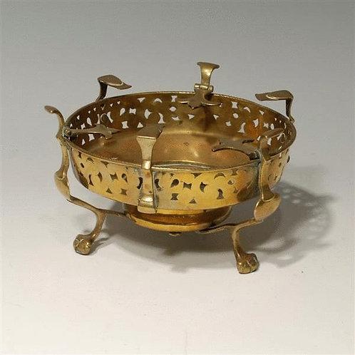 18th Century Brass Brasier - £375