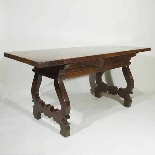 A 17th Century Spanish Walnut Table - £8750
