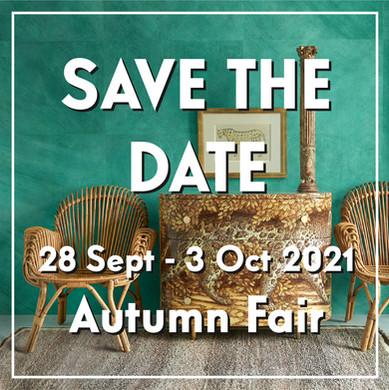 The Decorative Antiques & Textiles Fair - Autumn 2021