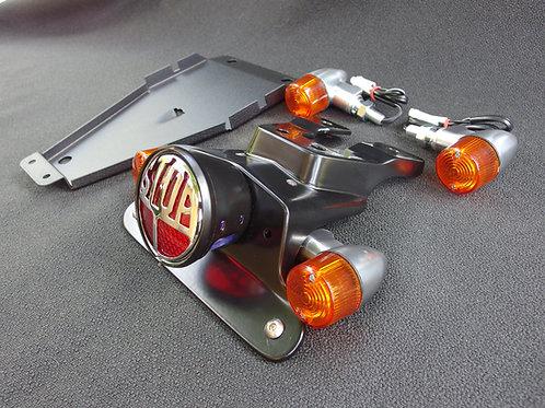 Triumph Thruxton 1200R Fender Eliminator LED Miller Stop Light