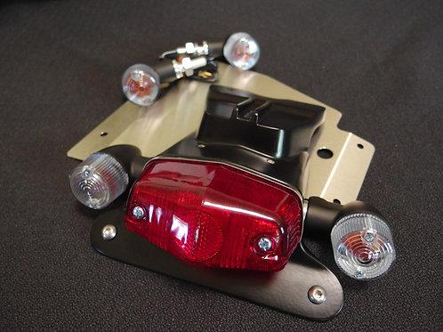 Triumph Bonneville t100 t120  fender eliminator with signals