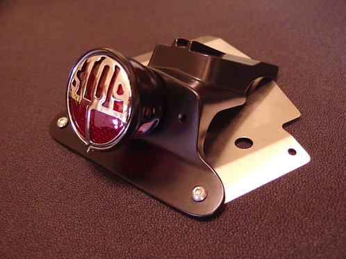 Triumph t120 bonneville t100 LED Miller Stop fender eliminator