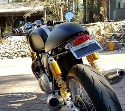 Travis Epperson's Matte Black 1200R