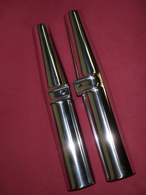 Triumph Motorcycle Fork Shrouds