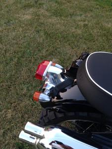 Triumph Scrambler 900 custom Tail light/turn signals