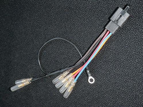 Triumph Bonneville Thruxton Scrambler FEK Quick Connect Harness